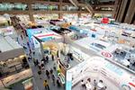 1.700 Aussteller zeigten auf der Computex 2015 die neuesten Hardware-Produkte, Wearables und Gadgets (Bild: Computex)