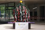 Am 24.06.2015 feierte Microsoft Deutschland das Richtfest seiner neuen Zentrale (Foto: CRN)