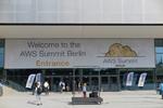 Die weltweite Veranstaltungstour AWS Summit machte am 30. Juni 2015 im Berliner City Cube Station. (Foto: CRN)