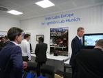 Partnerunternehmen zeigen dort marktreife IoT-Lösungen für die Bereiche Energie, Industrie und Smart Home (Bild: Intel)
