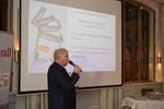 CRN-Chefredakteur Martin Fryba lud die besten ITK-Distributoren zur feierlichen Award-Verleihung nach München (Foto: CRN)