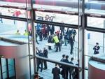 Der nach der CeBIT zweitgrößte ITK-Event Europas steht dermaßen im Fokus, dass angesichts der Anschläge in Paris dieses Jahr Taschenkontrollen durchgeführt wurden (Bild: Fujitsu)
