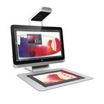 Der innovative PC ermöglicht Arbeiten und Lernen in drei Diemensionen (Foto: HP)