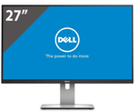 Der erste Platz bei den Monitoren geht ebenfalls an Dell. Der Ultrasharp U2715H sichert sich den Sieg mit 2.978 Klicks (Foto: Dell)