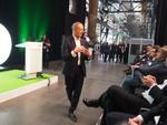 Also-CEO Gustavo Möller-Hergt hielt die Keynote... (Bild: CRN)