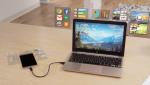 Das Superbook soll für schlappe 99 Dollar aus fast jedem beliebigen Android-Smartphone ein Laptop machen (Foto: Andromium / Kickstarter.com)