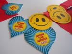 Kleine Botschaften für die Gäste des CRN Solution Days Storage (Foto: CRN)