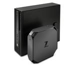 Die »HP Z2 Mini Workstation« hat ein Volumen von nur wenig mehr als 2,5 Liter (Foto: HP)