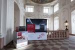 … und präsentierte seine Speichersysteme in stilvollem Ambiente (Foto: Fujitsu)