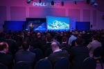 Dell-Channelchef Robert Laurim wollte unbedingt auch noch Bergatmosphäre ins Spiel bringen (Bild: Dell EMC)