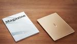 Es ist kleiner als ein A4-Blatt... (Foto: Huawei)