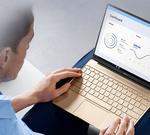 Das Huawei Matebook X nimmt sich Premium-Geräte wie Apples Macbook Pro und Microsofts Surface Book zum Vorbild (Foto: Huawei)