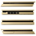So edel sieht die goldene PS4 aus (Foto: Sony)
