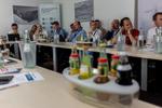 Gestandene und werdende Systemhauschefs tauchten in die MSP-Welten ein (Foto: CRN)