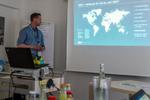René Claus, Business Development Manager MSP bei Eset, berichtete über automatisierte Security Services (Foto: CRN)
