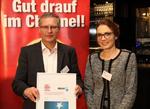 DexxIT GmbH & Co.KG Distributor DexxIT schafft auch in diesem Jahr den Sprung in den Kreis der von CRN prämierten Distributoren, allerdings muss der Würzburger Spezialist sich mit einer deutlich schwächeren Gesamtnote 2,43 nach Note 2,17 im Vorjahr