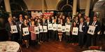 Die CRN-Leser wählten wieder die besten Lieferanten aus der ITK-Distribution. Die feierliche Urkundenverleihung fand im Restaurant Sehhaus im Englischen Garten in München statt (Bild: CRN)