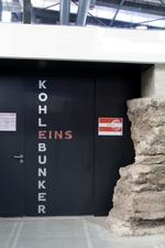 Und zwar im Kohlebunker in München... (Foto: CRN)