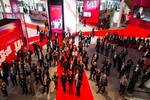 Mit mehr als 12.000 Besuchern ist das Fujitsu Forum die größte IT-Hausmesse Europas und toppt auch so manche IT-Messe (Bild: Fujitsu)