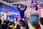 Mit mehr als 18.500 Besuchern übertraf die Gaming-Messe das Vorjahresergebnis deutlich (Bild: Leipziger Messe GmbH / Kirsten Nijhof)