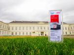 Zum Auftakt seiner Storage Days hatte Fujitsu nach Hannover ins Schloss Herrenhausen geladen (Foto: Fujitsu)