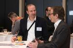 Zwischen den Vorträgen konnten sich Systemhäuser untereinander zum Thema MSP austauschen (Foto: Acmeo)