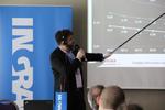 Auf dem Ingram Micro Storage Symposium gaben Speicherexperten wie Rainer Werner Kaese von Toshiba einen Ausblick auf Entwicklungen im Storage-Markt (Foto: Ingram Micro)