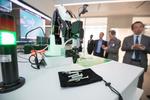 Industrie 4.0 im Kleinformat- ein Digitalisierungsprojekt aus den Fujitsu-Labors (Bild: Fujitsu)