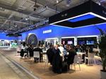 Beim Auftakt der Samsung-Roadshow in Köln standen die B2B-Lösungen des Herstellers im Fokus (Bild: CRN)