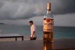 Bacardi-Feeling: Am Strand von Nassau feiert der Cisco-Channel die PCW 2018 (Foto: CRN)
