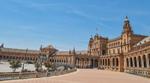Zunächst wurde jedoch die Umgebung erkundet, etwa der beeindruckende Plaza de España (Foto: Graham Lee Photography / NetApp)