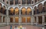 Das Museum für Kommunikation Berlin bildete den idealen Rahmen für den diesjährigen Partnertag von Ferrari (Bild: Ferrari)