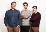 Das Back Market Gründer-Team: CEO Thibaud Hug de Larauze, CMO Vianney Vaute und, CTO Quentin Le Brouster (von links) (Bild: Back Market)
