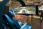 Samsung präsentiert auf der Gamescom sein erweitertes Portfolio an Gaming-Monitoren, darunter das 49 Zoll große Gaming-Flaggschiff »CHG90« (Bild: Samsung)