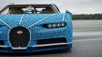 Ein Lego-Team aus 16 Spezialisten gelang es, in über 13.000 Arbeitsstunden das Auto Stück für Stück zusammenzusetzen (Bild: Lego)