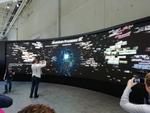 Samsung zeigt, was in Sachen LED-Walls heute möglich ist (Foto: CRN)