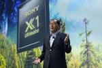 Ichiro Takagi, Senior Executive Vice President von Sony, präsentierte auf der IFA die neusten Technik-Highlights des Herstellers (Bild: Messe Berlin)