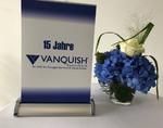 Vanquish feierte sein 15-jähriges Firmenjubiläum... (Bild: Vanquish)