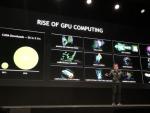 Nvidia-CEO Jensen Huang kam wie im Jahr zuvor zu Nvidias GPU Technology Conference Europe 2018 (Bild: CRN)...