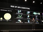 Nvidia-CEO Jensen Huang kam wie im Jahr zuvor zu Nvidias GPU Technology Conference Europe 2018 (Bild: CRN)
