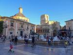 Auch die Altstadt von Valencia wurde per Rad erkundet (Bild: Netgo)