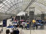 Den passenden Rahmen für Microsofts Deutsche Partnerkonferenz (DPK) gab auch dieses Jahr wieder das Leipziger Messegelände (Bild: CRN)
