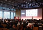 Christian Vogt begrüßt Partner und Kunden zur Fortinet-Konferenz (Foto: Fortinet)