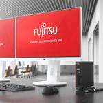 Fujitsus Mini-PCs der »Esprimo«-Serie eignen sich ideal für moderne Büros und den Arbeitsplatz von morgen (Bild: Fujitsu)