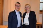 Über 100 Gäste aus dem Channel - trotz Druck im Jahresendgeschäft - begrüßten IM-Chef Alexander Maier und Cloud&Software-Direktorin Birgit Nehring beim Ingram Micro Cloud Summit in Kitzbühel.