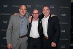 SWS Computersysteme durfte sich über den Award für »Architectural Excellence« im Bereich Collaboration freuen (Foto: Cisco)