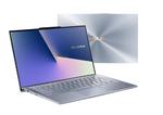 Das »Asus ZenBook S13 UX392« ist laut Hersteller das weltweit dünnste Notebook mit dedizierter Grafik im nur 12,9 Millimeter dicken Gehäuse. Darin steckt ein 13,9-Zoll-FHD-NanoEdge-Display. (Bild: Asus)