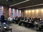 Über 70 Teilnehmer kamen, um sich vom Security-Hersteller auf das neue Geschäftsjahr einstimmen zu lassen (Foto: Trend Micro)