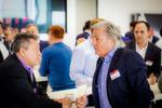 Neben den Vorträgen gab es auch ausreichend Gelegenheit, um sich untereinander und mit dem Fujitsu-Team auszutauschen (Foto: Fujitsu)