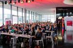 Etwa 300 Kunden und Partner kamen, um sich über neue Produkte und neue Technologien im Speicherbereich informieren zu lassen (Foto: Fujitsu)